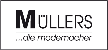 Mode Memmingen Müllers Modemacher Retina Logo